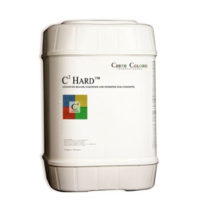 C² Hard ™ – Advanced Sealer, Hardener and Densifier for Concrete