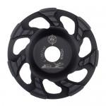 Cup Grinding Wheel 5 Black - 150 grit - For handheld machines