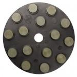 EZgrind 130 Black - 100 grit - For grinding & polishing edges