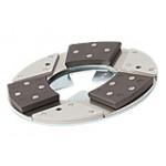 Flexible Tool Holder EZ 180 3 - The new diamond tool series for wood grinding