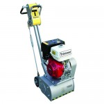 SCARIFYING MACHINE TR300V PETROL
